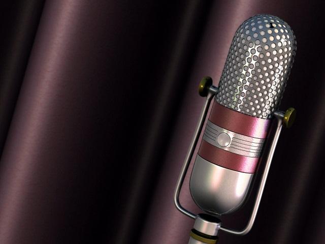 Radio Interview (1/2)