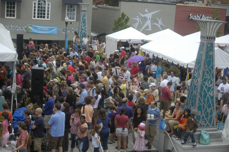 Decatur Book Festival (2/6)